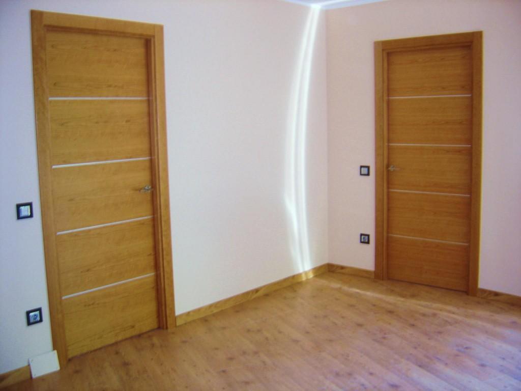 Portes interiors practicables, les portes interiors de casa seva són un element important per a la separació dels espais